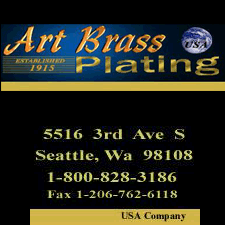 Art Brass Plating